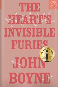 The Heart's Invisible Furies by John Boyne