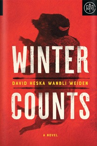 Winter Counts by David Heska Wanbli Weiden