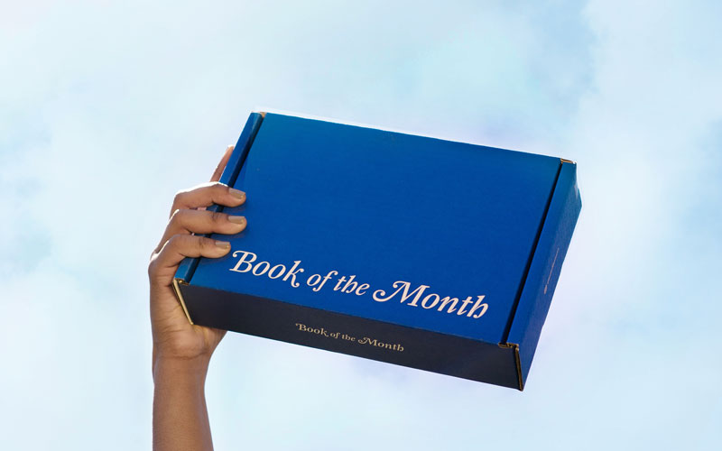 book of the month subscription box gift ideas less than $50
