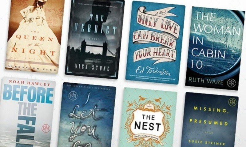 The 8 Most Popular Books Of 2016 Book Of The Month