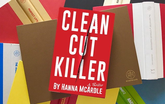 Cover image for the blog post, 'Clean Cut Killer' by Hanna McArdle